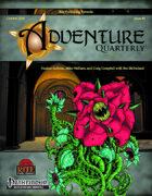 Adventure Quarterly #8 (PFRPG)