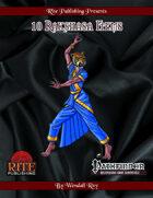 10 Rakshasa Magic Items