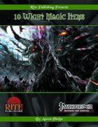 10 Wight Magic Items