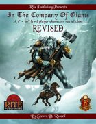 In the Company of Giants Revised (5E)