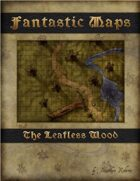 Fantastic Maps: The Leafless Wood