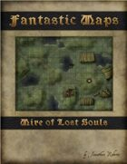 Fantastic Maps: Mire of Lost Souls