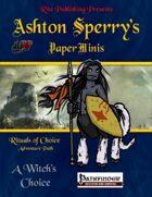 Ashton Sperry's Paper Minis (PFRPG)