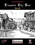 Evocative City Sites [BUNDLE]