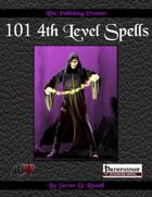 101 4th Level Spells (PFRPG)