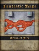 Fantastic Maps: Arena of Fire