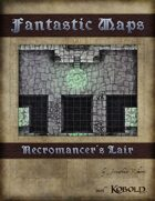 Fantastic Maps: Necromancer's Lair