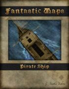 Fantastic Maps: Pirate Ship