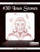 #30 Ioun Stones  (PFRPG)