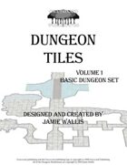 Dungeon Tiles - Volume 1