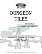 Dungeon Tiles - Volume 2