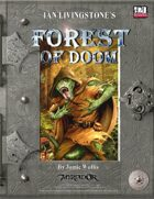 Fighting Fantasy - Forest Of Doom