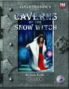 FIGHTING FANTASY - Caverns of the Snow Witch