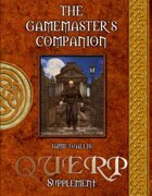QUERP: The Gamemaster's Companion