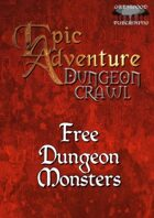 Dungeon Crawl - Free Monsters