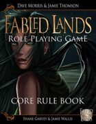 Fabled Lands Core Rule Book