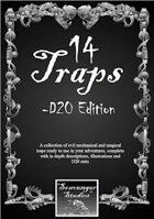 14 Traps -d20 version