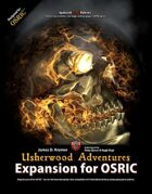 Usherwood Adventures Expansion for OSRIC (.mobi)