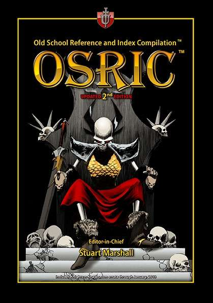 OSRIC Pocket SRD (PDF)