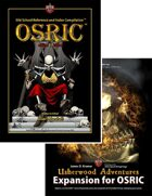 Usherwood Adventures Expansion for OSRIC/OSRIC A5 [BUNDLE]