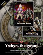 Yrchyn, the tyrant/GM Forms [BUNDLE]