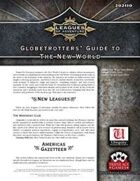 Leagues of Adventure - Globetrotters' Guide to the New World