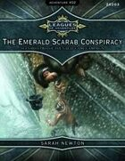 Leagues of Adventure #02: The Emerald Scarab Conspiracy