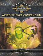 Leagues of Adventure Weird Science Compendium