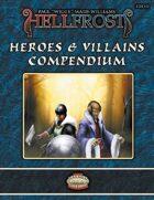 Hellfrost: Heroes & Villains Comp