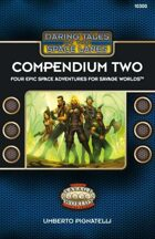 Daring Tales of the Space Lanes Compendium 2