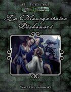 AFO Adventure Compendium One – Le Mousquetaire Dishonore