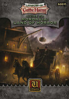 Leagues of Gothic Horror: Guide to Mordavia