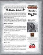 Leagues of Gothic Horror Appendix 1: Edgar Allan Poe