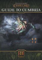 Leagues of Cthulhu: Guide to Cumbria