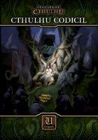 Leagues of Cthulhu: Codicil