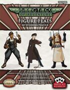 Daring Tales of Adventure: Figure Flats