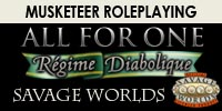 All For One Savage Worlds