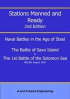 Stations Manned and Ready - 2nd Edition - Battle of Savo Island