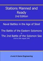 Stations Manned and Ready - 2nd Edition - Battle of the Eastern Solomons