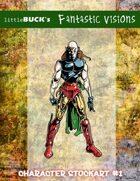 Little Buck's Fantastic Visions #1