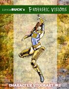 Little Buck's Fantastic Visions #2