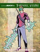 Little Buck's Fantastic Visions #15