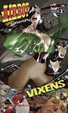 Airboy Presents Air Vixens #1: Maiden Voyage