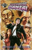 Buckaroo Banzai: Return of the Screw #1