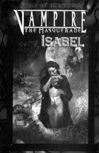 Vampire the Masquerade: Isabel