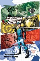 Captain Action Season 2, #3(A)