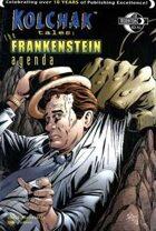 Kolchak Tales: Frankenstein Agenda #2