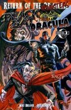 Return of the Monsters: Black Bat vs Dracula