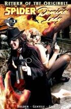 Return of the Originals: The Spider & Domino Lady