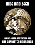 One Sheet - Hide and Seek (Savage Worlds)